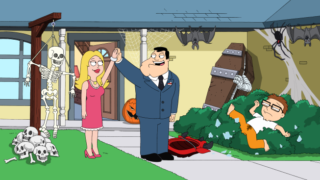 Best Little Horror House In Langley Falls American Dad
