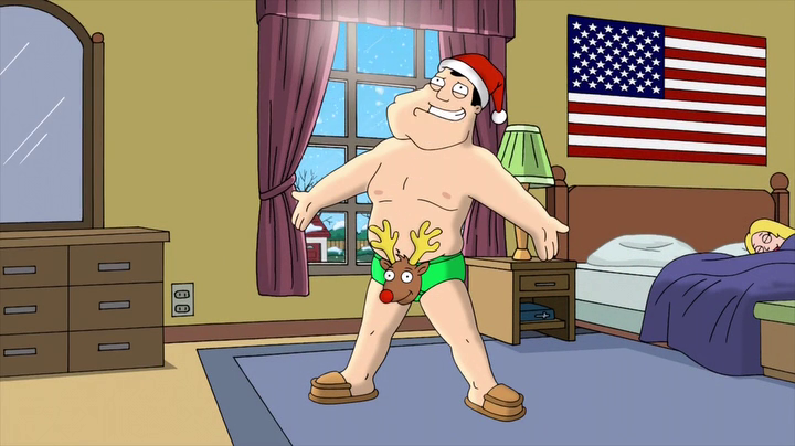 Dreaming of a White Porsche Christmas/Notes | American Dad Wikia ...