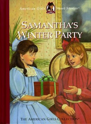 Samantha's Winter Party Cover