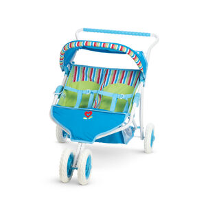 StripedStroller