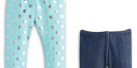 Indigo and Dot Leggings