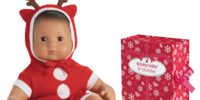 Bitty's Holiday Keepsake Set