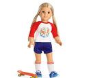 Julie's Skateboarding Set