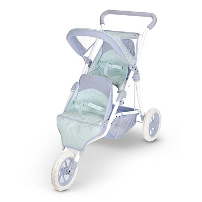 Bitty Twins Double Stroller | American Girl Wiki | Fandom powered ...