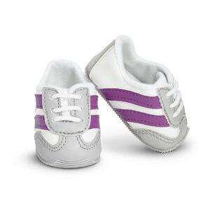 StripedSportShoes