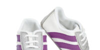 Striped Sport Shoes