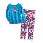 BluePatternedPajamas girls