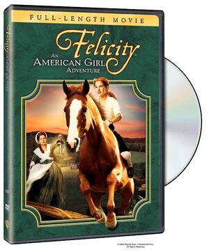 FelicityDVD cover