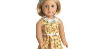 Kit's Floral-Print Dress