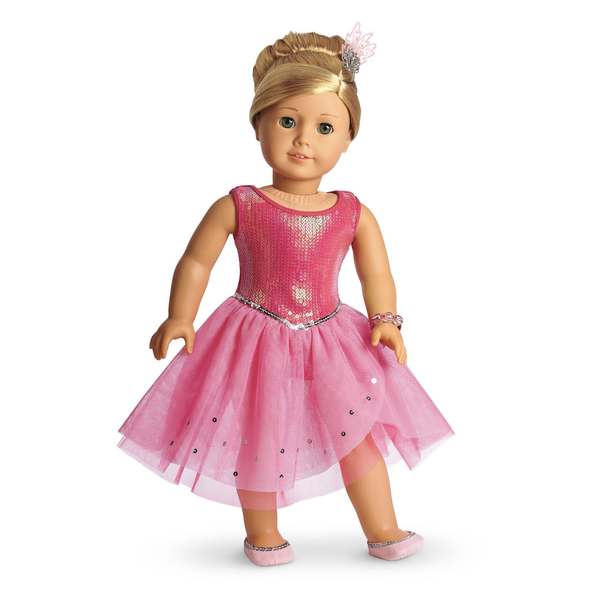 Isabelle's Sparkle Dress