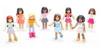 MegaBloks Collectible Figures Assortment