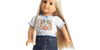 Julie's Peasant Top Outfit