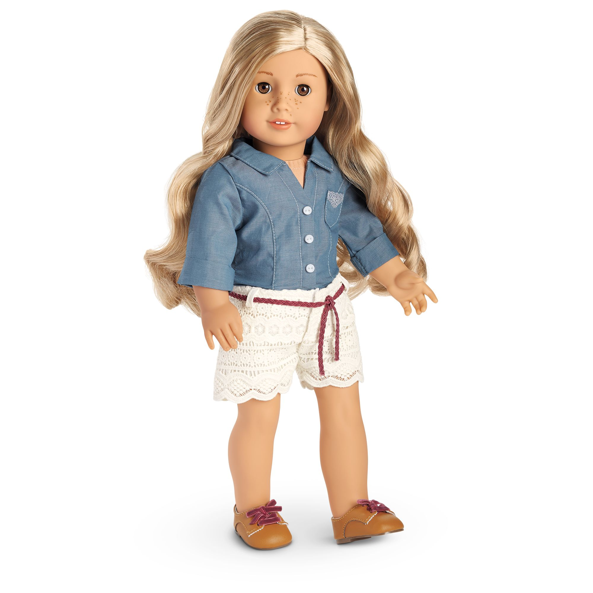 Tenney S Picnic Outfit American Girl Wiki Fandom Powered By Wikia