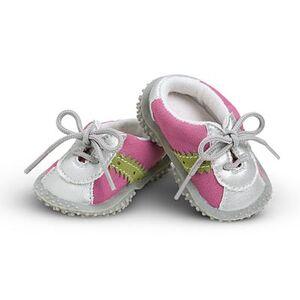 MetallicSportShoes