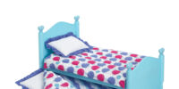 Trundle Bed and Bedding II