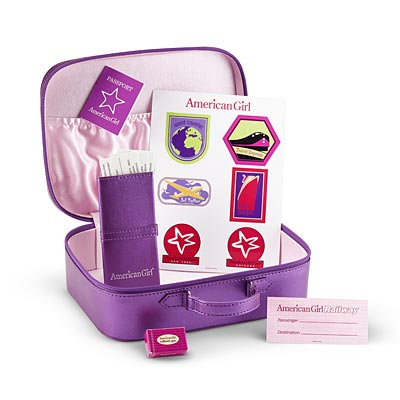 Travel Luggage Set | American Girl Wiki | FANDOM powered by Wikia
