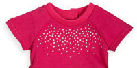 AGP Chicago Pink Starred T-Shirt