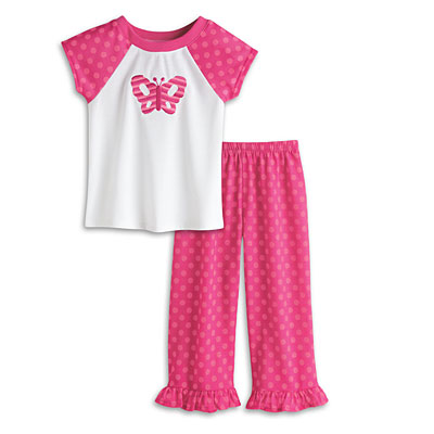 Butterfly Pajamas | American Girl Wiki | Fandom powered by Wikia