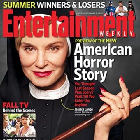 Entertainment Weekly - September 7, 2012