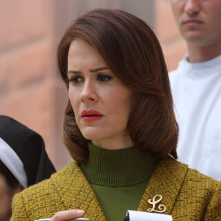 Sarah Paulson in the role of <a href=