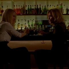 Cordelia and her mother