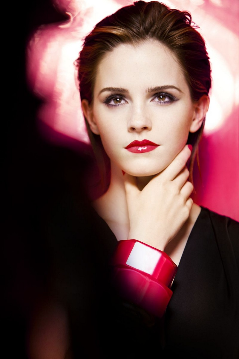 Image - Emma Watson Lancome Gloss In Love Picture.jpg ...