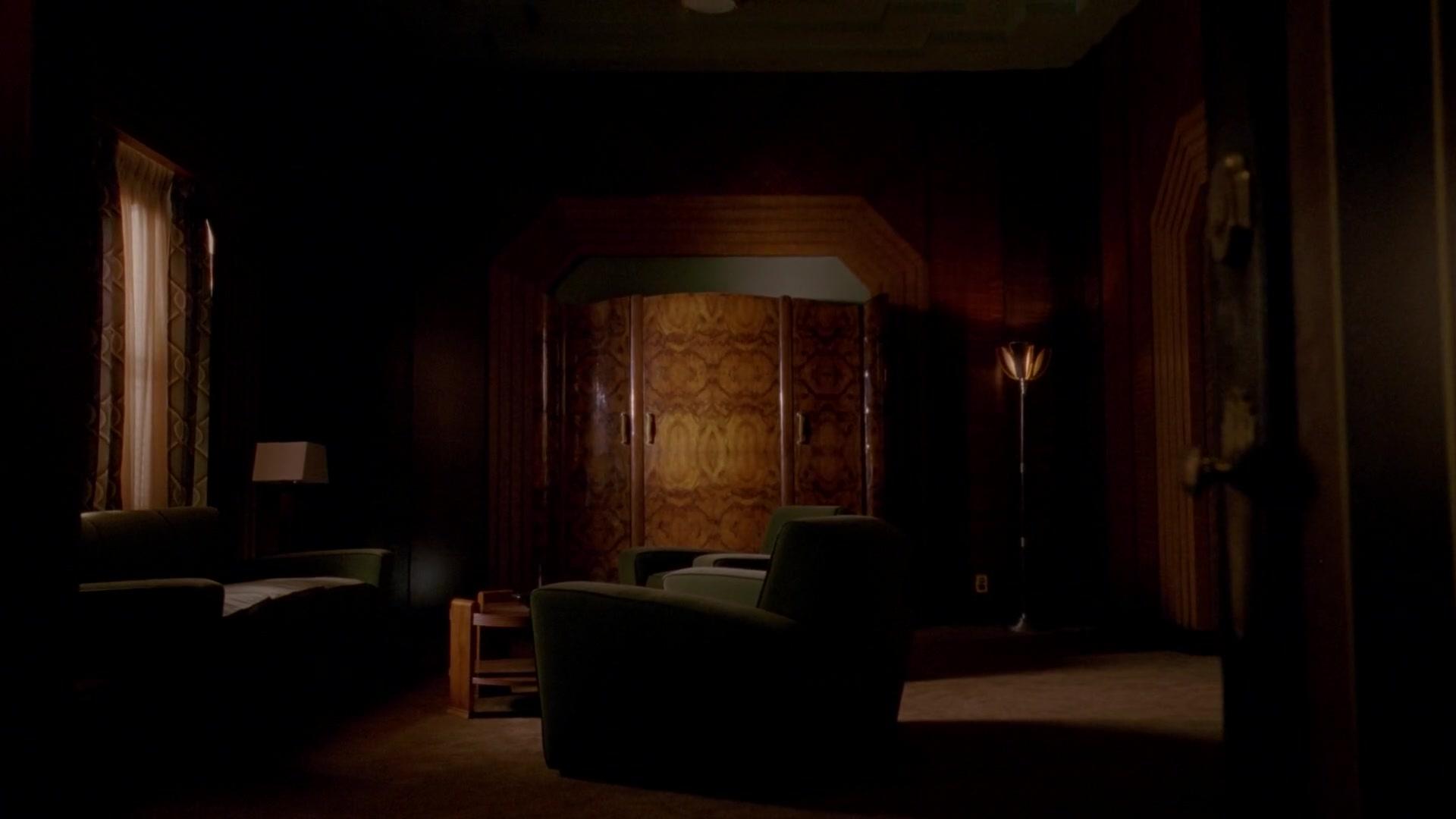 American Horror Story Hotel Room