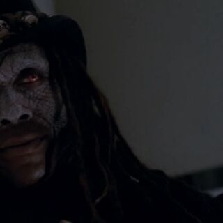 Papa Legba after <a href=