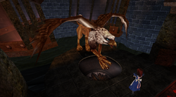 Alice allying with Gryphon