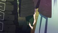 Lucky Clover Holding Hands