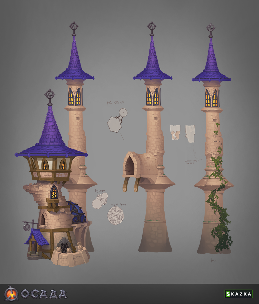 File:minecraft Fantasy Castle