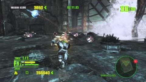 Anarchy Reigns Parasite Infestation