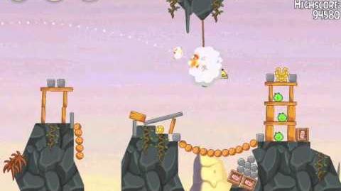 Angry Birds Seasons South HAMerica 1-13 Walkthrough 3 Star