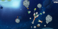 Beak Impact 8-25 (Angry Birds Space)
