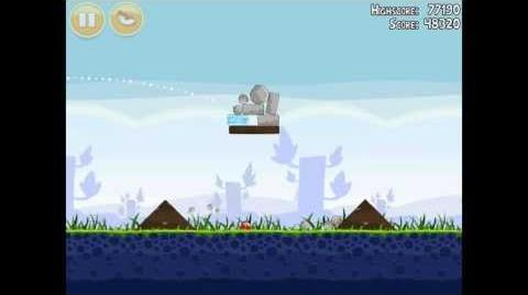 Angry Birds Poached Eggs 1-14 Walkthrough 3 Star