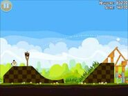 Official Angry Birds Seasons Walkthrough Easter Eggs 1-16