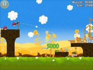 Official Angry Birds Seasons Walkthrough Summer Pignic 1-6