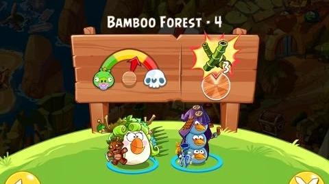 Angry Birds Epic Bamboo Forest Level 4 Walkthrough