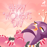 ABPop Happy Womens Day