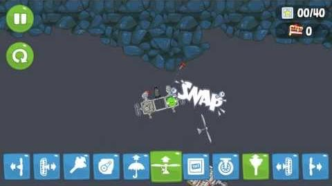 Bad Piggies - Nonmalta Explorer - Building Catastrophe