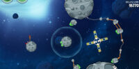 Beak Impact 8-28 (Angry Birds Space)