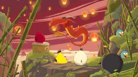 Thank you Angry Birds Year of the Dragon Lantern!