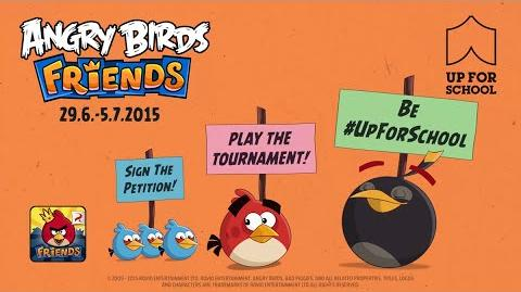 Angry Birds Friends - UpForSchool Trailer