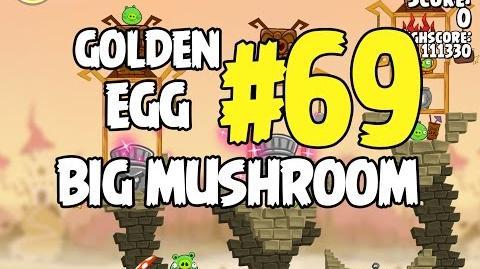 Angry Birds Seasons Fairy Hogmother Golden Egg 69 Walkthrough