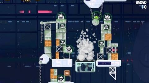 Cloud City 4-26 (Angry Birds Star Wars)/Video Walkthrough