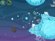 Cold Cuts 2-2 (Angry Birds Space)