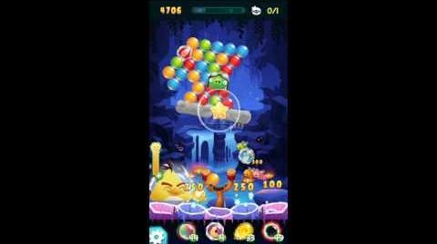 Angry Birds POP! Level 19 Walkthrough