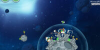 Beak Impact 8-27 (Angry Birds Space)