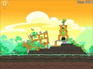Official Angry Birds Seasons Walkthrough Go Green, Get Lucky 1-16