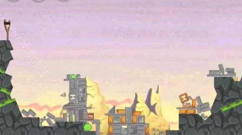 Angry Birds Seasons South HAMerica 1-20 Walkthrough 3 Star